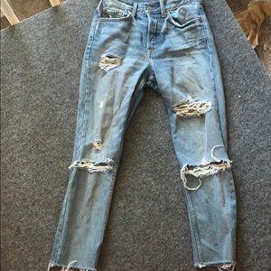 Grlfrnd Karolina size 24 jeans